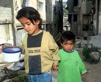Al menos un millón de niños en Chile viven en la pobreza