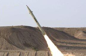 Ir�n lanza con �xito una versi�n mejorada de su misil de corto alcance Fateh-110