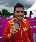 JJOO: Gómez Noya gana otra plata para España