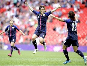JJOO: F�tbol Femenino: Jap�n y USA jugar�n la gran final ol�mpica