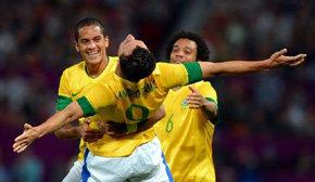 JJOO: México y Brasil se disputarán el oro en la final de Fútbol Masculino