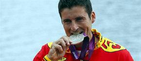 David Cal trae la 7ª medalla y se convierte en record