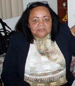 La diplom�tica Olga Fonseca