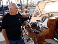 Belliure, una leyenda náutica en el Trofeo Conde de Barcelona