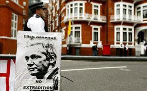 Chile cree que el caso Assange es un tema bilateral entre Reino Unido y Ecuador