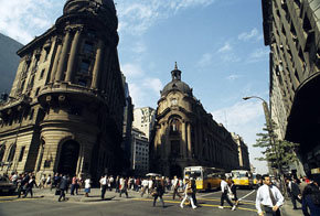Santiago y Buenos Aires son elegidas como las mejores ciudades para vivir en Sudamérica