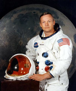 Neil Armstrong, un nombre para la Historia