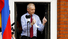 Verdades y mentiras sobre el asilo de Julian Assange