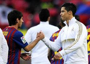 """Messi: """"El supuesto duelo con Cristiano, es de la prensa"""""""