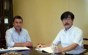 La Agencia de Cooperación Internacional de Japón se interesa por la experiencia en cooperación de la Junta de Andalucía