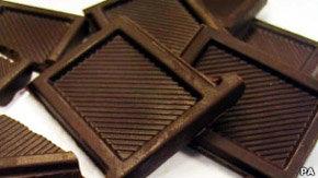 El chocolate, ¿un escudo contra el derrame cerebral?