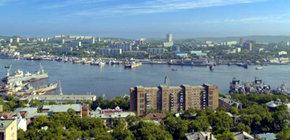 Una imagen de Vladivostok
