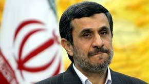 El presidente de Irán, Mahmud Ahmadineyad