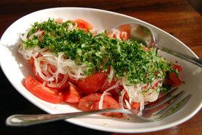 """Pruebe a preparar una deliciosa ensalada """"a la chilena"""""""