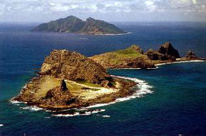 Islas Senkaku