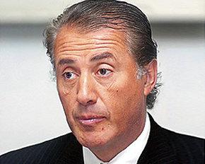 El ex yerno de Pinochet, Julio Ponce Lerou