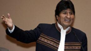 Morales afirma que 'Chile es un peligro para la región'