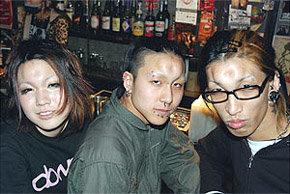 'Bagel heads', la última moda de los jóvenes japoneses