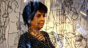 Linda de Sousa, el Arte es comunicación y sublimación del ser humano