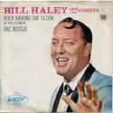 Bill Haley, uno de los pioneros del Rock