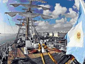 Fragata Libertad de Argentina