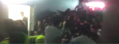 Tres chicas muertas y dos en estado crítico en una fiesta de Halloween en Madrid