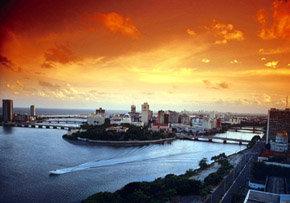 Recife: bellezas naturales que encantan a visitantes