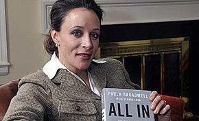 Paula Broadwell, la supuesta amante del hasta ayer director de la CIA, David Petraeus