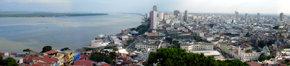 Guayaquil, capital con las huellas del pasado colonial