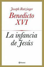 Portada del último libro de Joseph Ratzinger