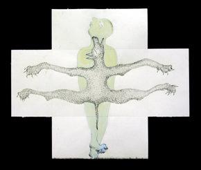 "Pedro Castrortega, expone su serie ""Genoma"" en la White Box de Nueva York"
