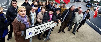 El PP enchufó en la dirección de Paradores a familiares y amigos meses antes del ERE
