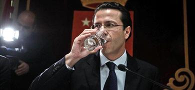El consejero de Sanidad de la Comunidad de Madrid, Javier Fernández Lasquetty. EFE/Archivo
