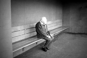 Soledad vs demencia en la tercera edad