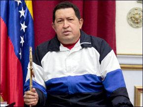 Hugo Chávez, presidente de Venezuela en imagen de archivo