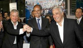 El expresidente valenciano (c) exige 'recolocarse' y el eterno derrotado en Andalucía (d), quiere 'visibilidad'