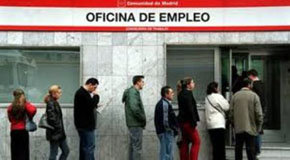 Récord de paro en España: 6,15 millones de desempleados
