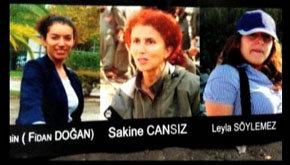 Asesinadas tres activistas kurdas de un disparo en la cabeza en París