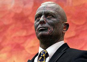 Vladimir Franz, apodado 'Avatar', un político fuera de lo común.