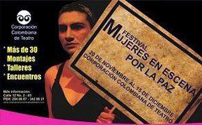 XXI Festival Mujeres en Escena por la Paz de Bogotá