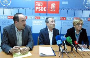 El PSOE valenciano denuncia que el PP paga sobresueldos 'inmorales' a sus diputados de hasta 2.500 euros