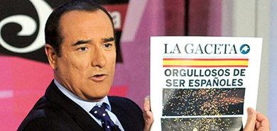 Antonio Jiménez ha decidido abandonar Intereconomía Televisión