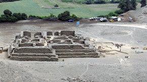 Descubren un templo en Perú con más de 5.000 años de antigüedad