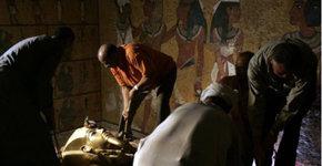 Los gobernadores del Antiguo Egipto sufrían malnutrición, infecciones y morían antes de los 30