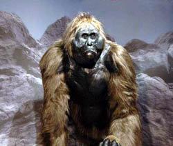 Yeti, el cruce de un homínido y una homo-sapiens