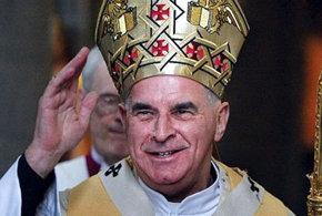 El cardenal Keith O'Brien