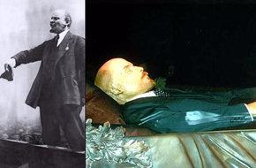 Vladímir Lenin (1870-1924)