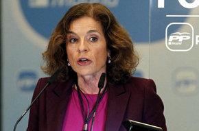 La alcaldesa de Madrid, Ana Botella (EFE)