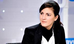 Rosa María Payá, hija del disidente cubano fallecido Oswaldo Payá
