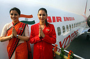 Air India quiere prohibir volar a las azafatas más gordas